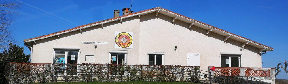 Médiathèque Sainte Foy d'Aigrefeuille